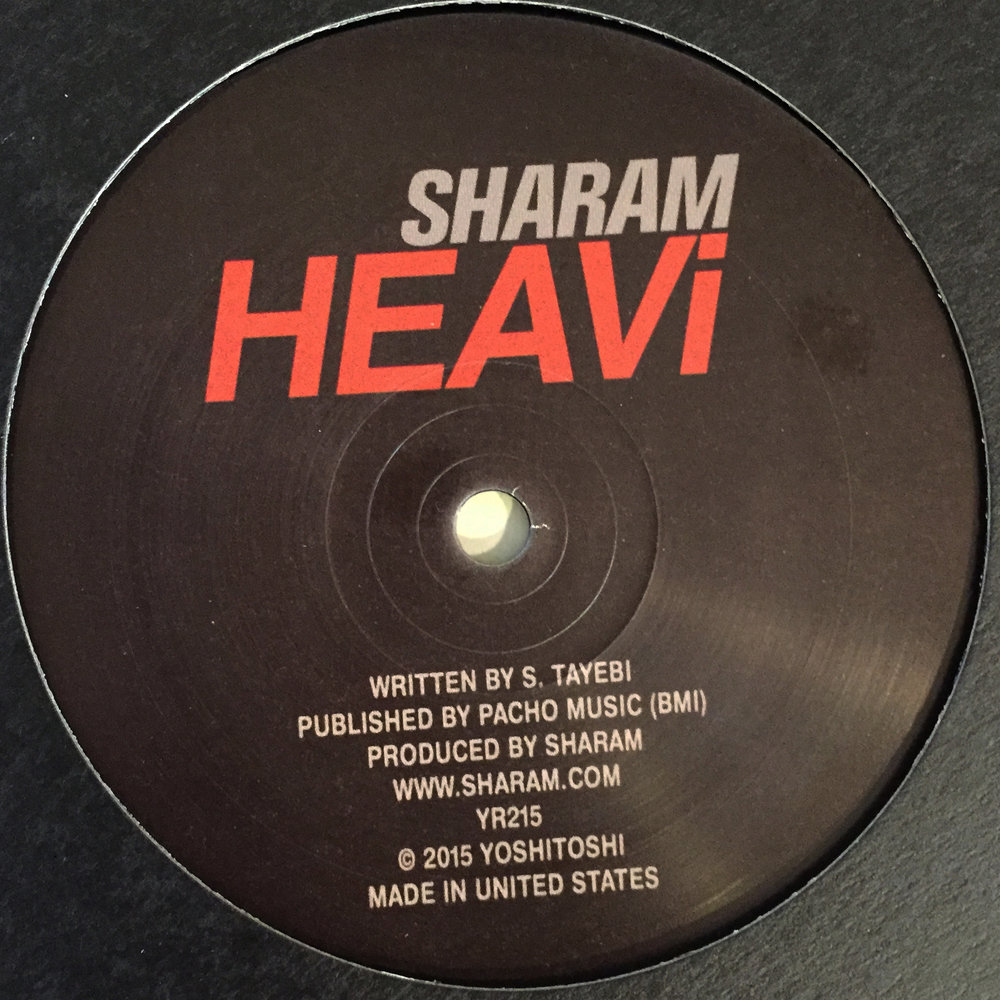 Sharam - HEAVi $5