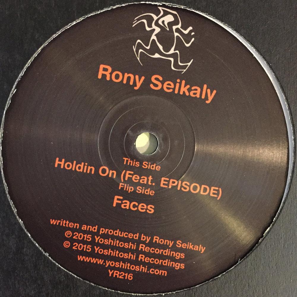 Rony Seikaly - Holdin On $5