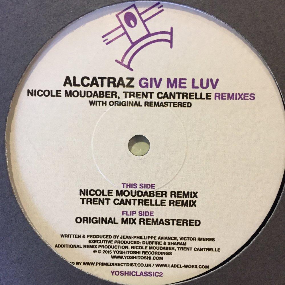 Alcatraz - Giv Me Luv Remixes $10