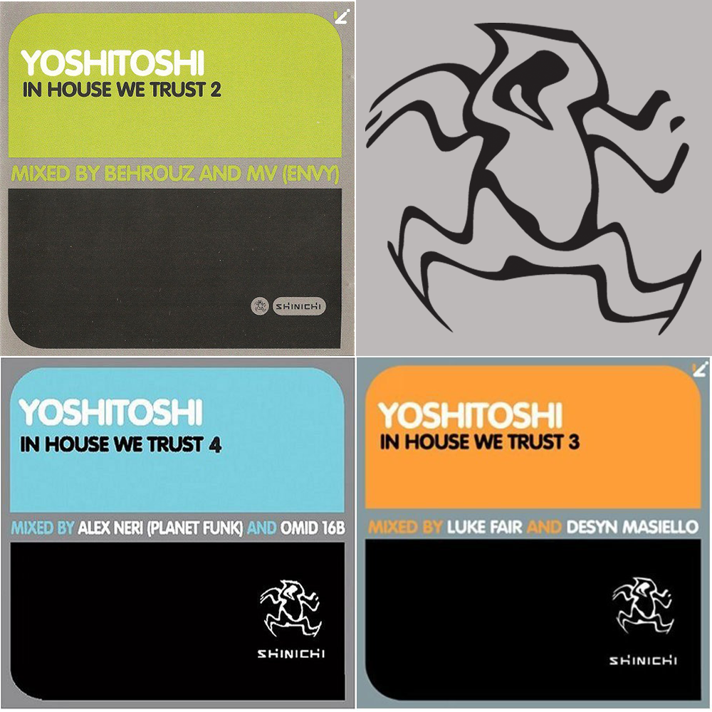 In House We Trust Volumes 2 - 4  $12.00