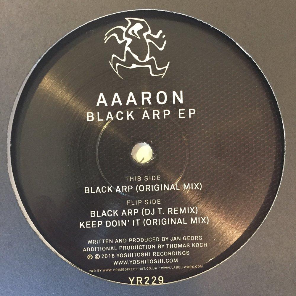 Aaaron - Black Arp EP