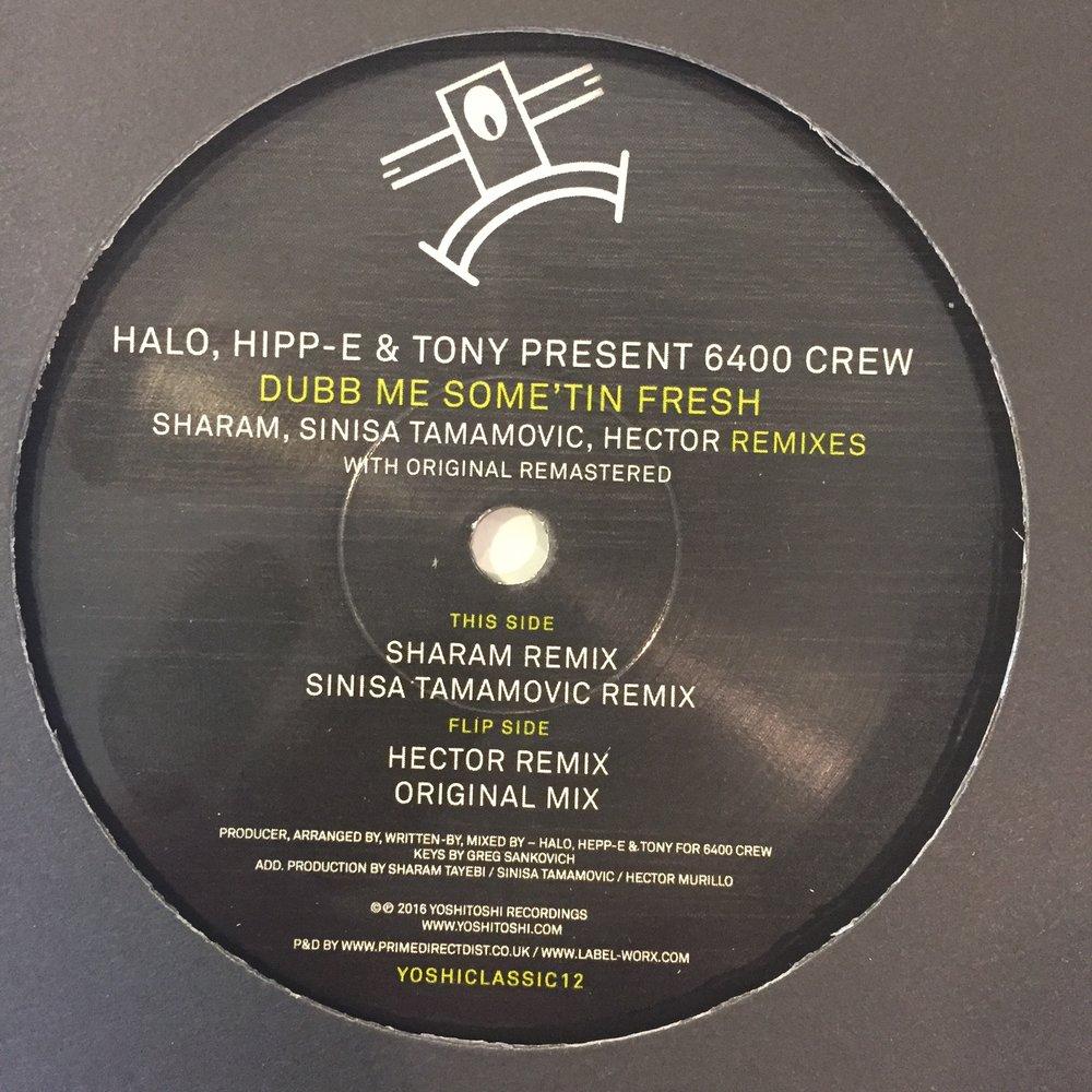 6400 Crew - Dubb Me Some'tin Fresh Remixes