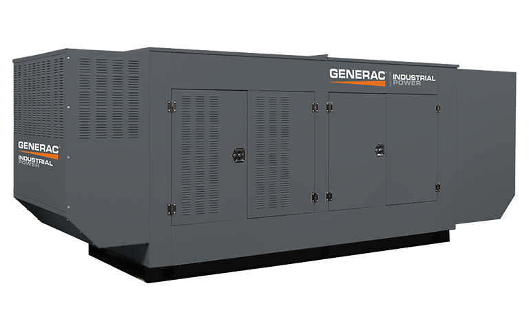 Generac Modular generators can be linked together either to provide redundant backup power or to greatly exceed the power output of any single generator.