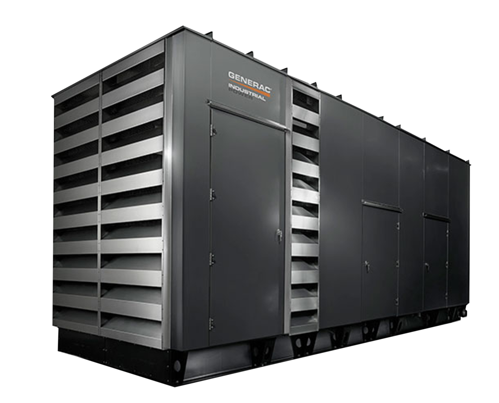 backup generators on state contract