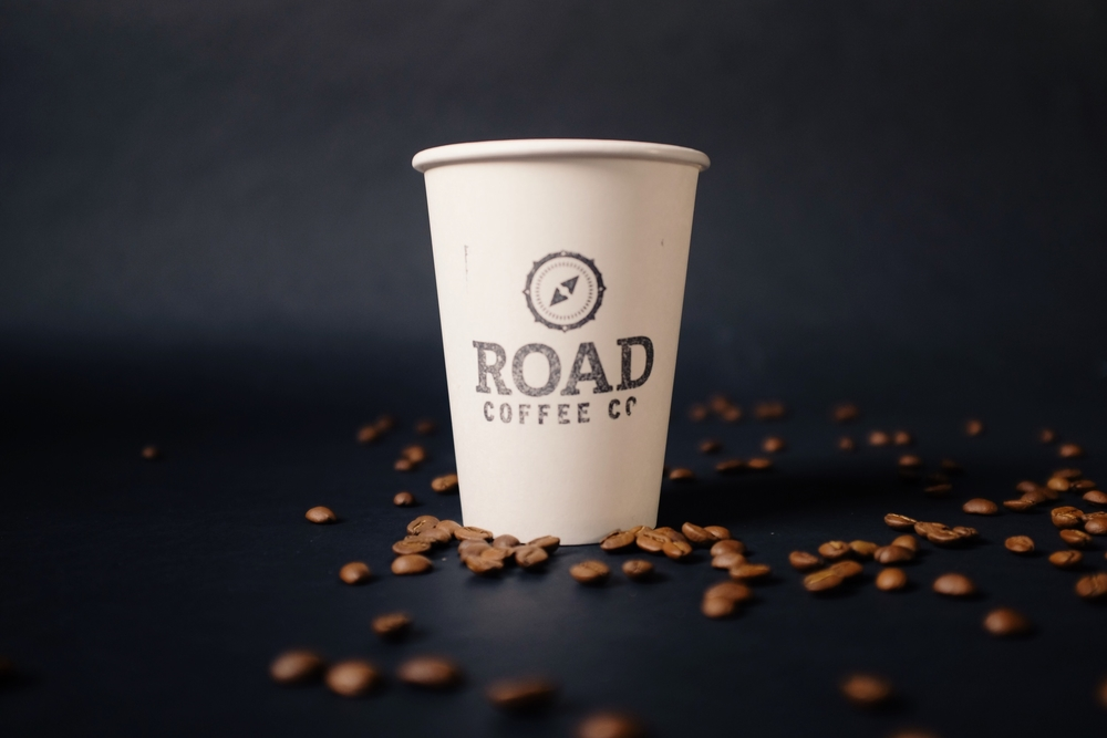 Road Coffee Cup