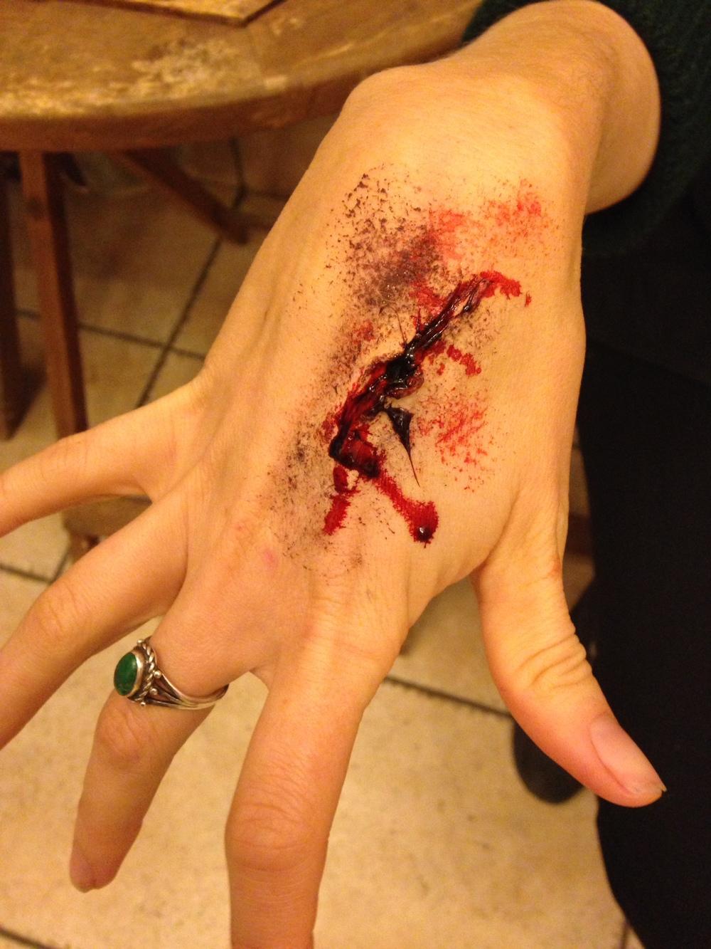 Bad Cut!