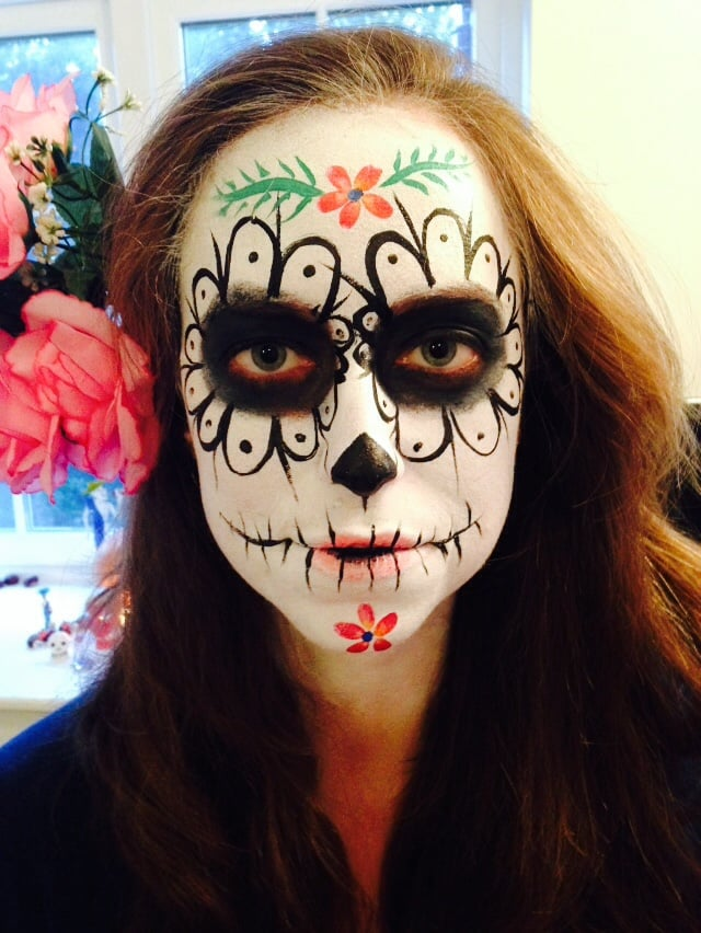 Day of the Dead / Sugar Skull