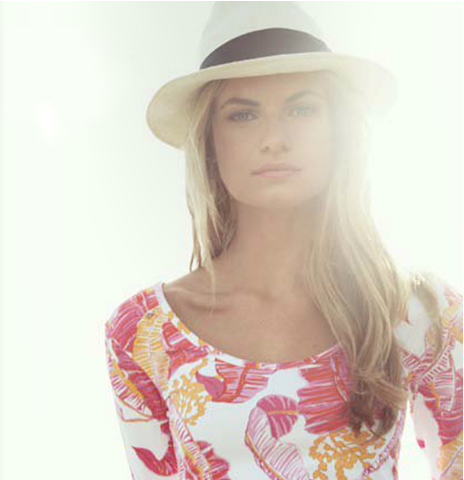 Palm Beach Gardens Persifor: 2013 resort collection illustration and pattern
