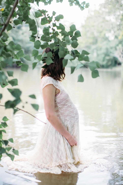 Kayla // maternity