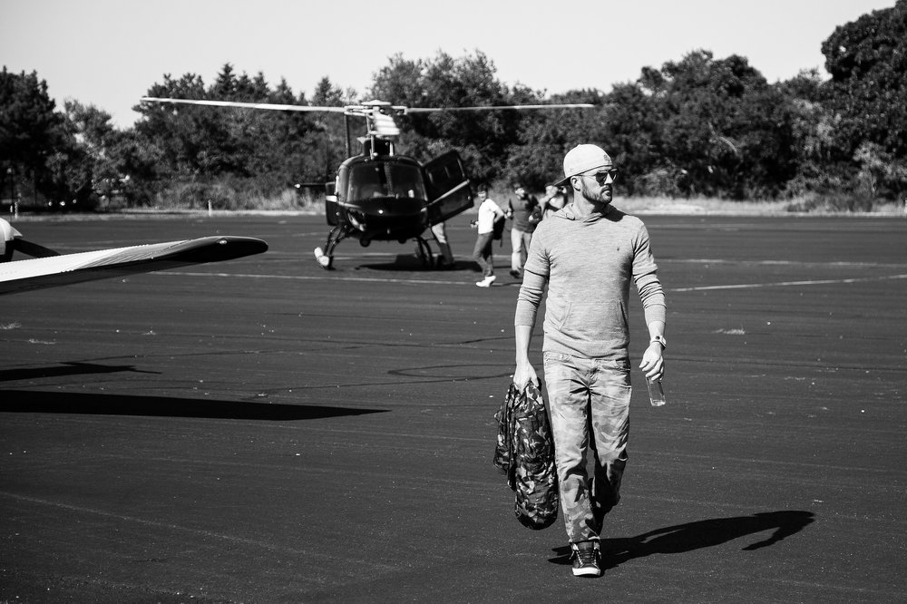 Company expenses were mounting as Tom defined his ideal prospects as those who commuted by helicopter