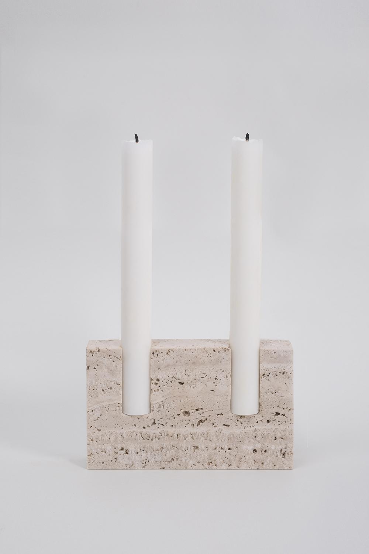 Snug candle holder_Bone white travertine_01.jpg