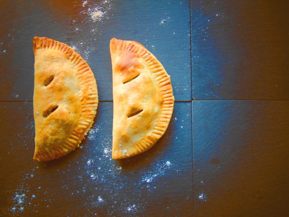 Wondering-Through-York-Leek-Potato-Cheese-Pasties-Baking