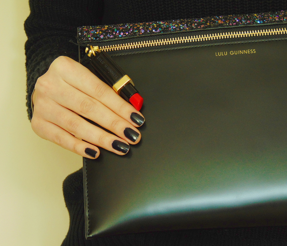 Wondering-Through-February-Favourites-Lulu-Guinness-Clutch