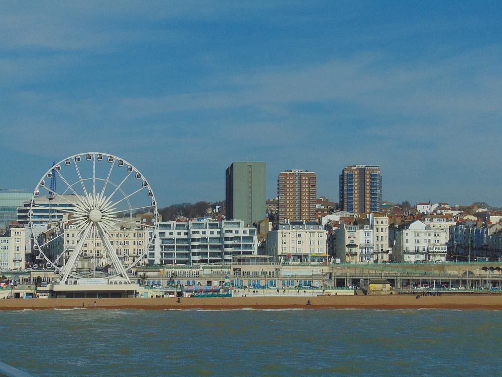 Wondering-Through-Brighton-Ferris-Wheel