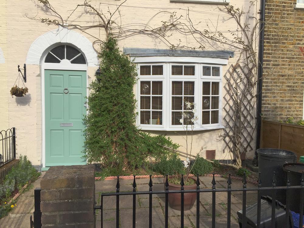 Wondering-Through-Snapshots-Sunday-House-Front-Door
