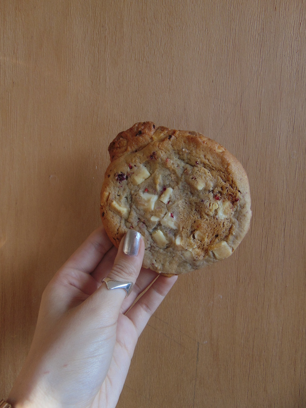 Wondering-Through-April-Favourites-Sainsburys-White-Chocolate-and-Raspberry-Cookies.JPG