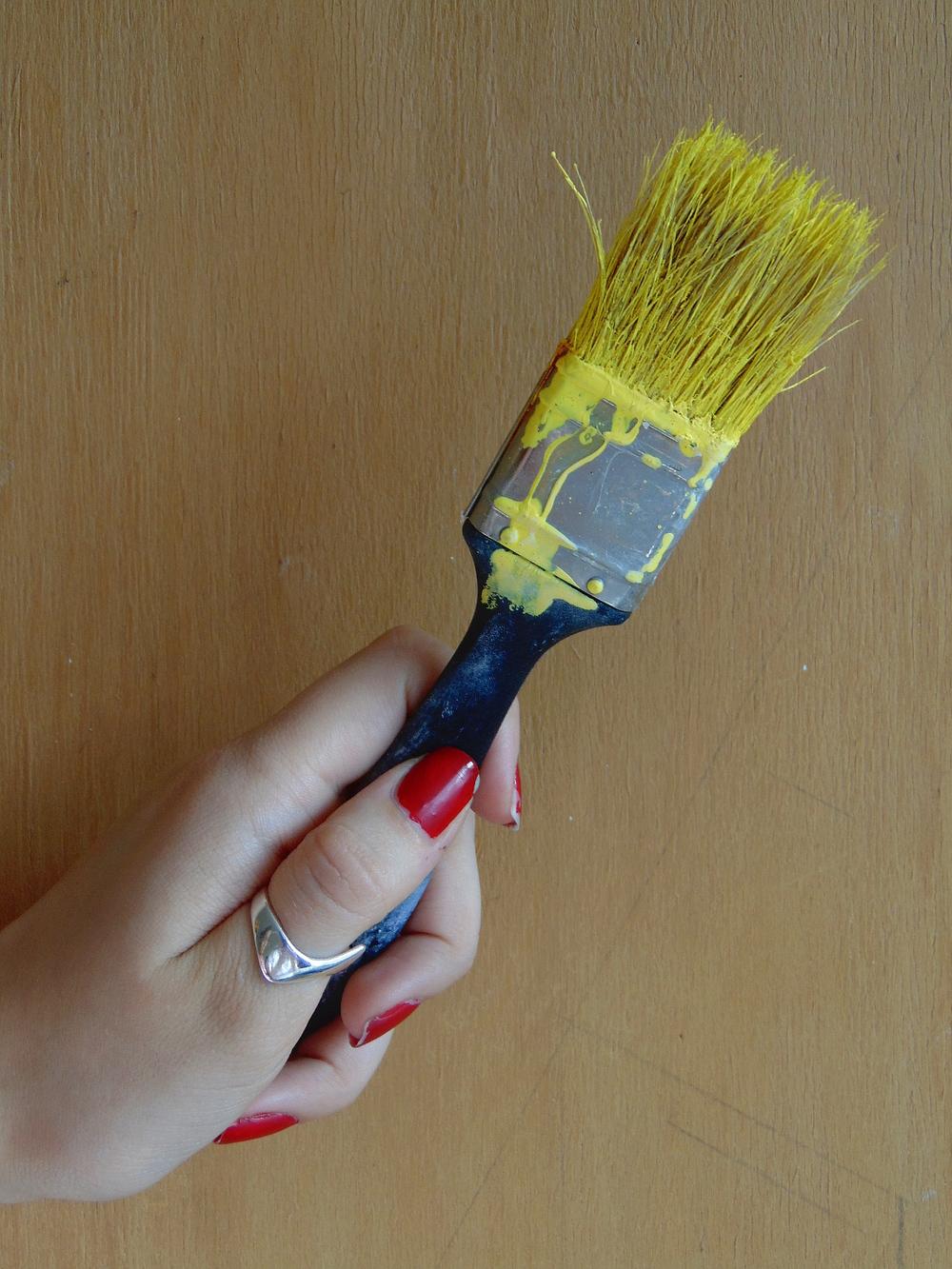 Wondering-Through-May-Favourites-Yellow-Paintbrush.JPG