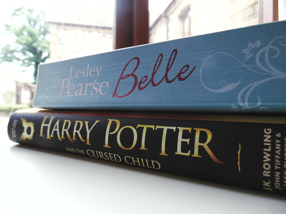 Wondering-Through-August-Favourites-Reading-Harry-Potter-Belle.JPG