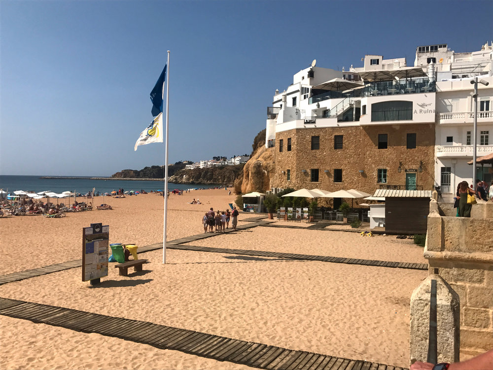 Wondering-Through-Visit-Albufeira-Portugal-Beach-Sun-Sea-Sand-September-Old-Town-Beach-Dolphins.JPG