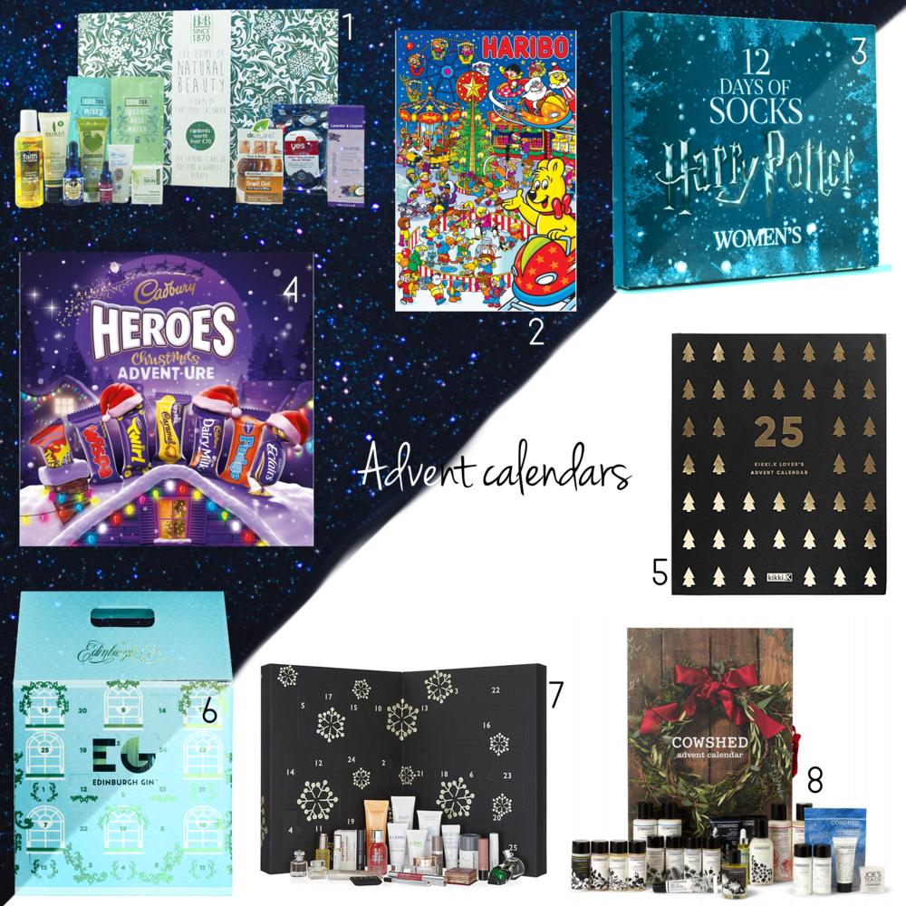 Wondering-Through-Advent-Calendars-Lifestyle-Christmas-Haribo-Cadbury-John-Lewis-Harry-Potter-Cowshed.png
