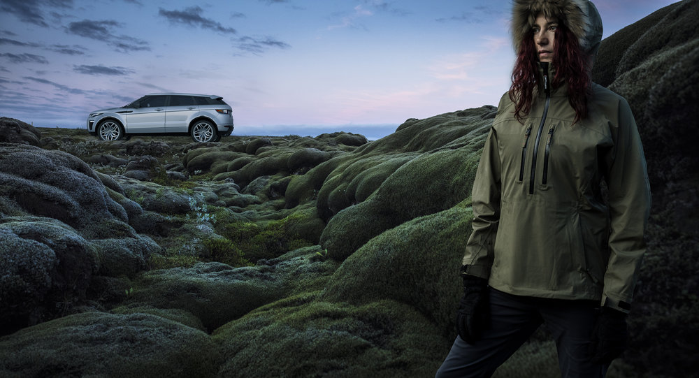 LAND ROVER - ICELAND