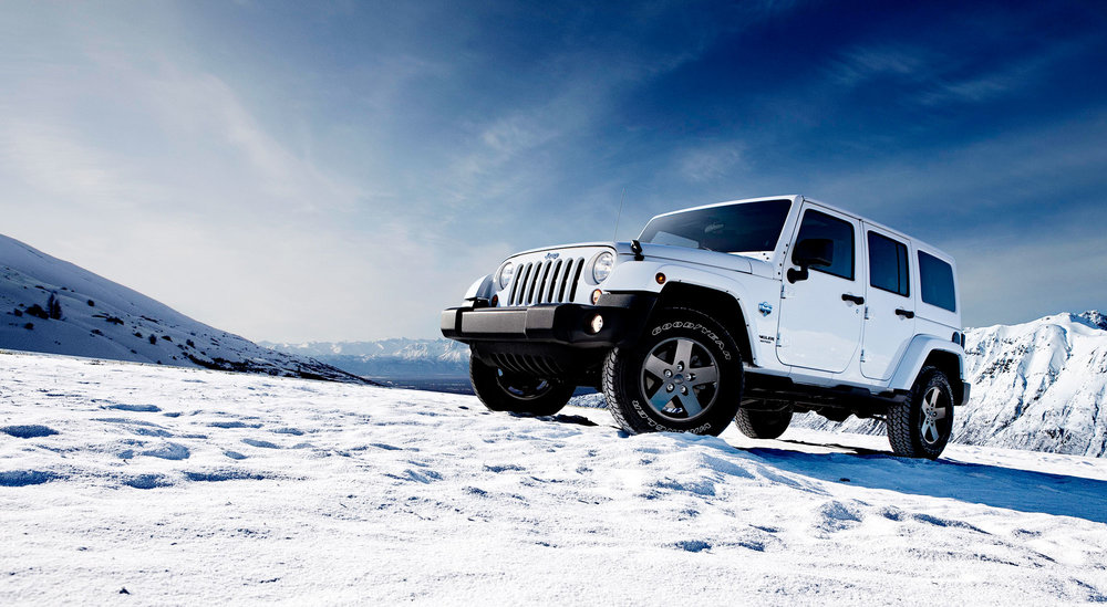 JEEP GLOBAL CAMPAIGN