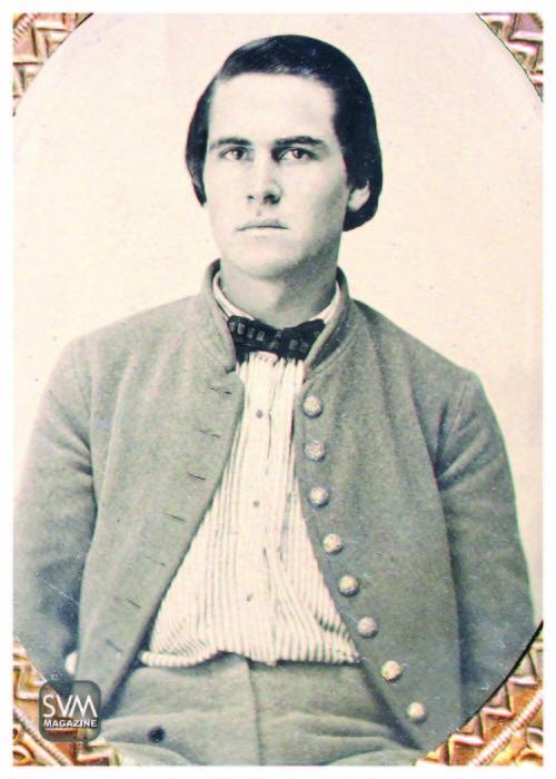 A young G. Gunby Jordan circa 1864