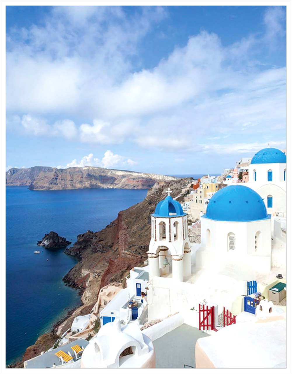 Santorini is no secret and draws crowds for most of the year, yet it wears its tourism well and its offerings make it worth the bustle. The island's intrigue reaches deep into the past, with the fascinating Minoan site of Akrotiri and the gorgeous traditional hilltop village of Oia. It also glides effortlessly into the future with accomplished artists, excellent wineries, a unique brewery, and some of the Cyclades finest dining experiences. The sandy, multicolored beaches are simply the icing on the cake.
