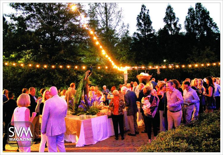columbus botanical garden patrons party - Columbus Botanical Garden