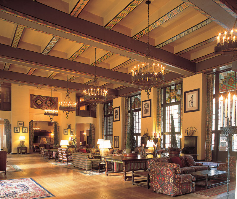 Imagining the Ahwahnee