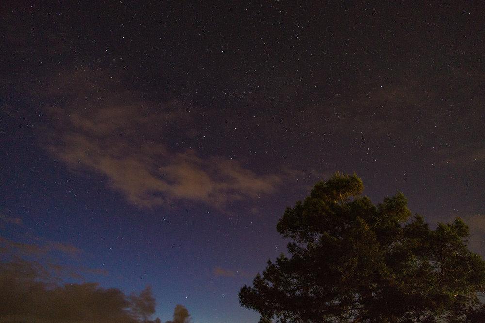 Night Sky, 2016