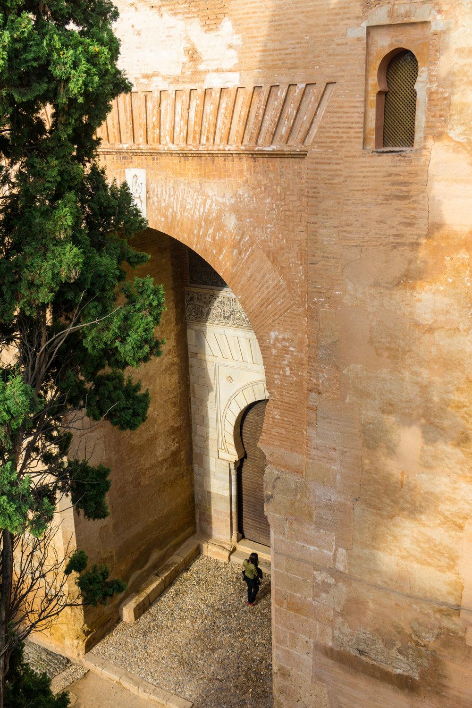 Alhambra, Granada, Spain 2016