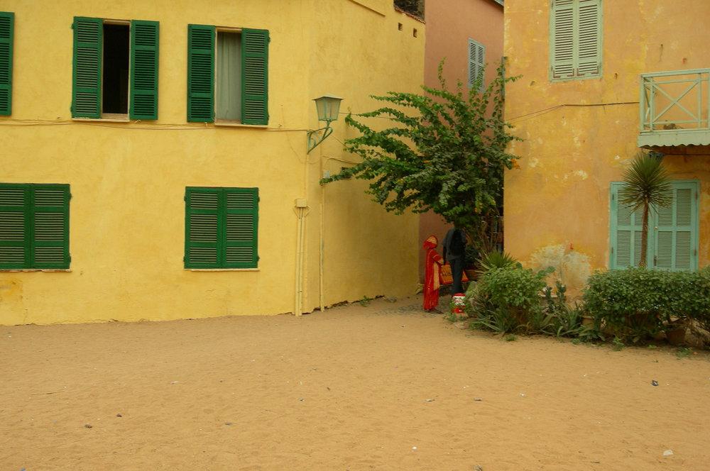 Gorée Island, Senegal, 2005