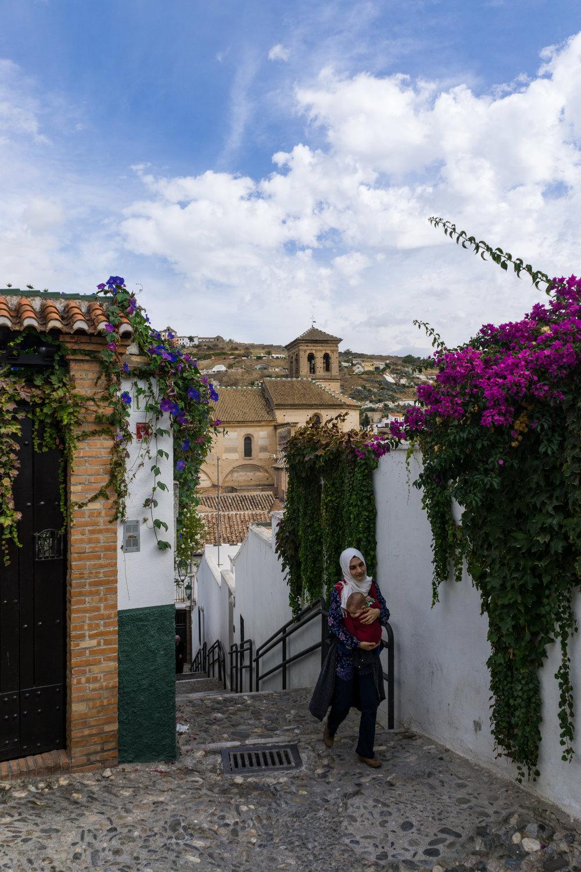 Granada, Spain, 2016