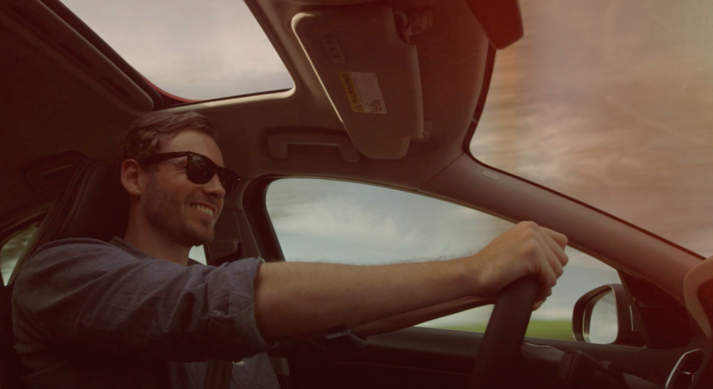Volvo S60 - Road Trip (commercial)
