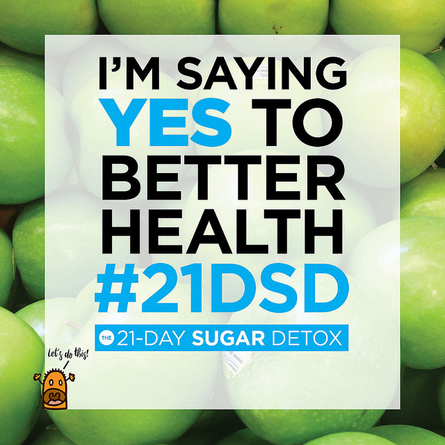 RESERVE YOUR SPOT IN THE NEXT 21-DAY SUGAR DETOX WITH JULIE Curb your cravings and improve your health in 21 days. No powders, no shakes, no pills, just real food.  Learn More