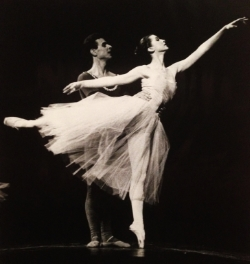 George Balanchine's  Serenade