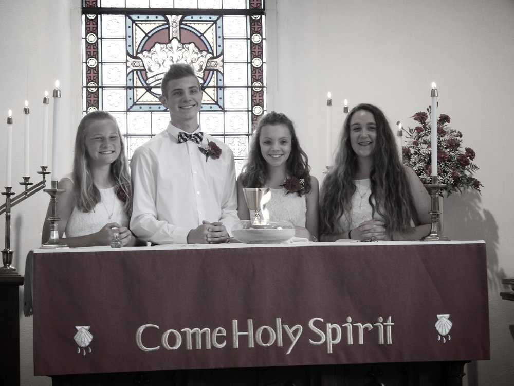 St. Paul Lutheran Church Confirmands
