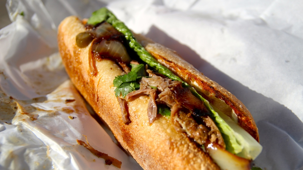 Paseo, The Caribbean Sandwich