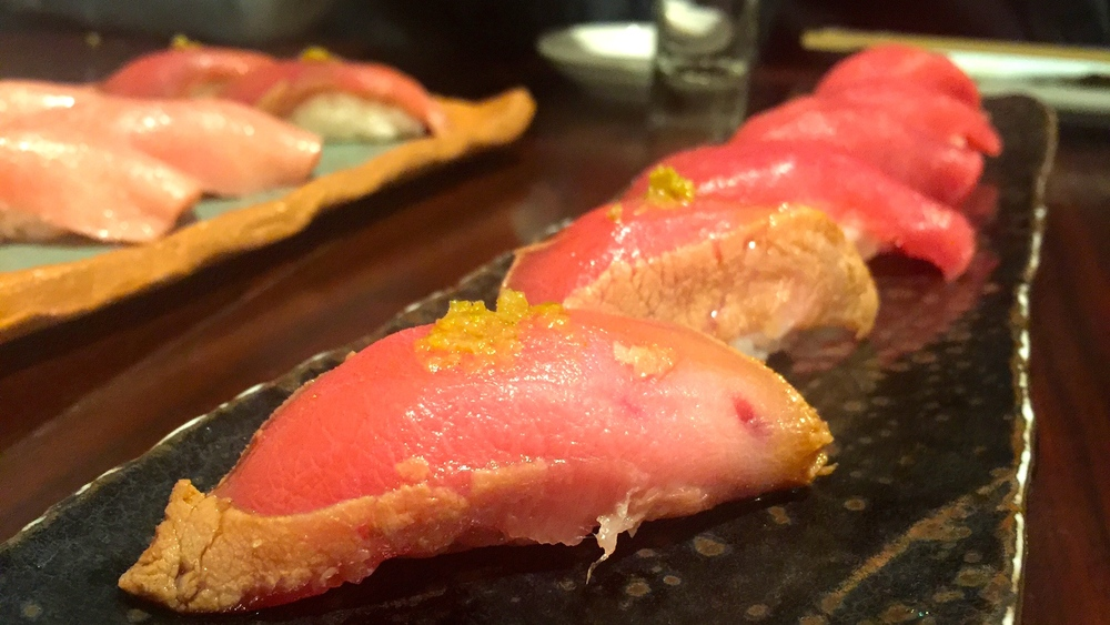 Shiro's Sushi, Zeke Tuna