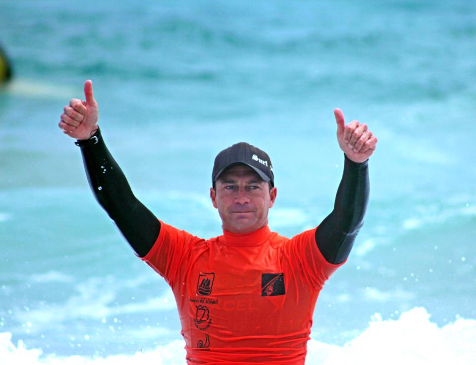 Stefano Cassina. Instructor de surf
