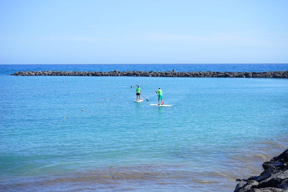 cursos de SUP - Fuerteventura
