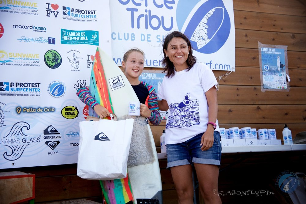 PREMIOS CIRCUITO DE SURF CANARIO