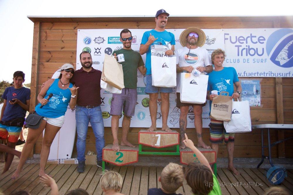 CIRCUITO CANARIO DE SURF FUERTEVENTURA FUERTE TRIBU