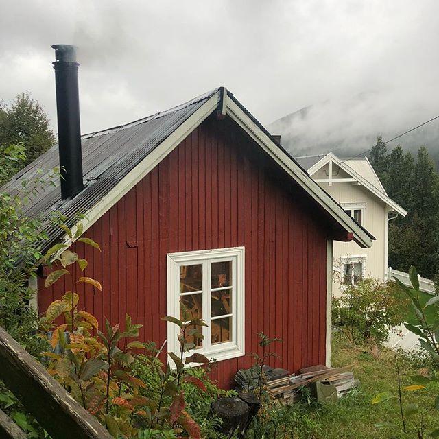 Gamlevegen❤️ . #verksted #workshop #ål #hallingdal #norway #norge