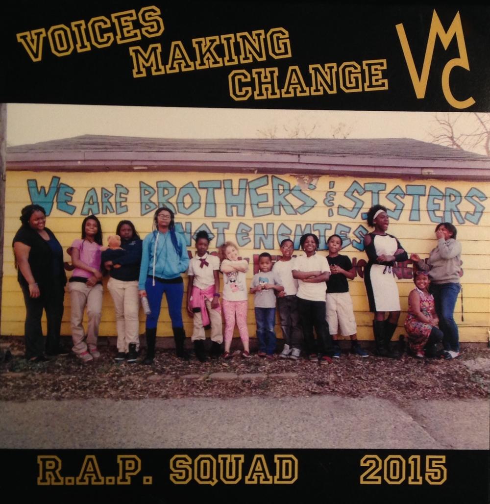 RAP Squad - Voices Making Change