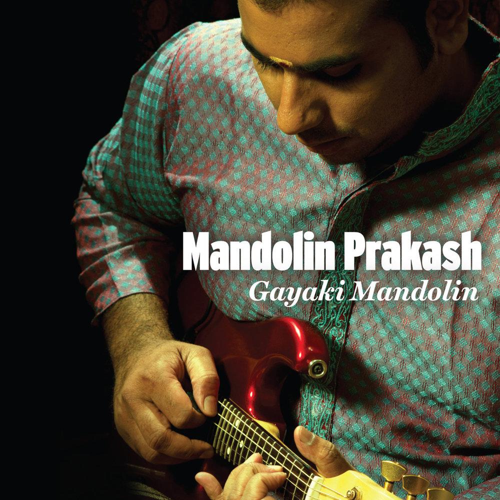 Mandolin Prakash - Gayaki Mandolin