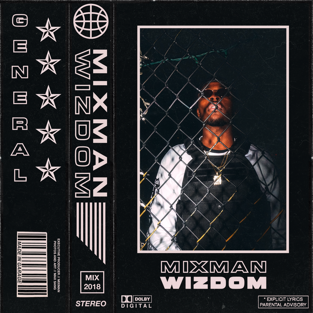 MIXMAN - WIZDOM