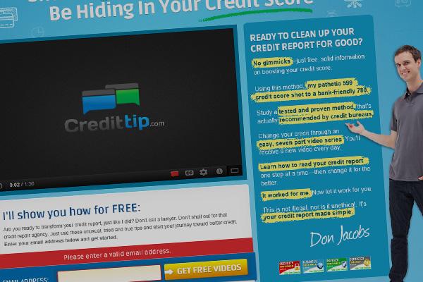 Credit Tip