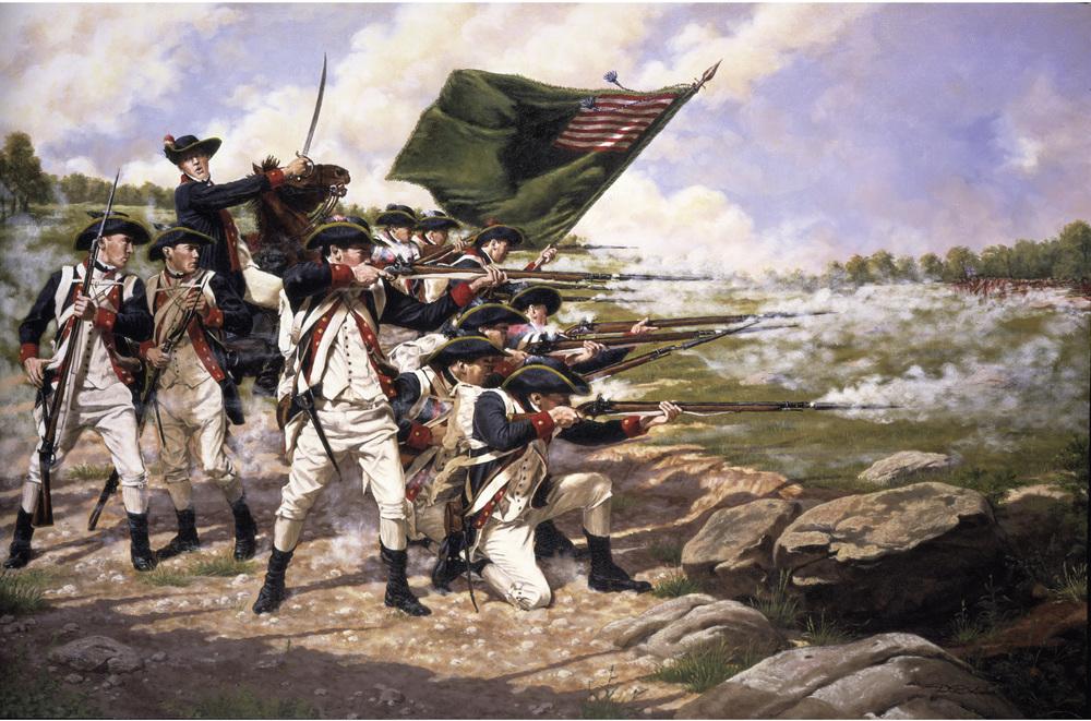 Revolutionary War Sites